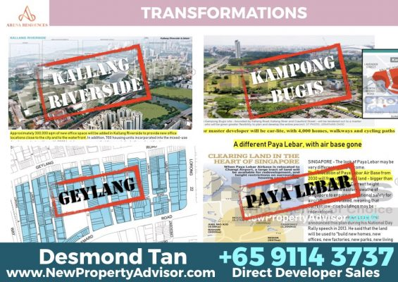 Arena Residences Transformation