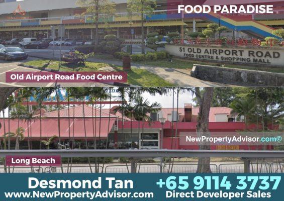 Arena Residences Food