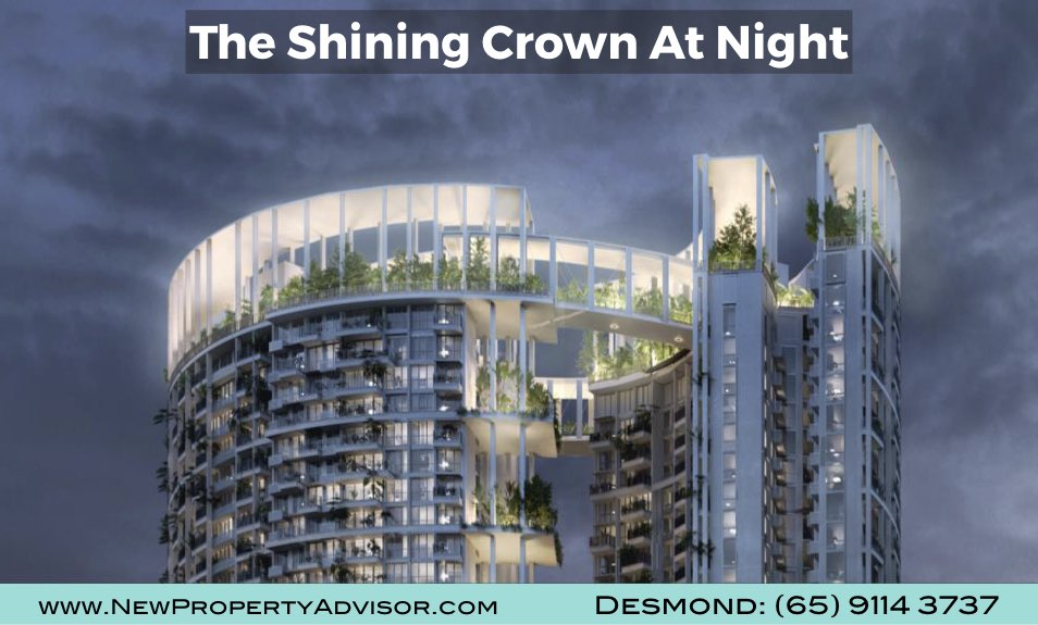Crown at One Pearl Bank Condo Singapore