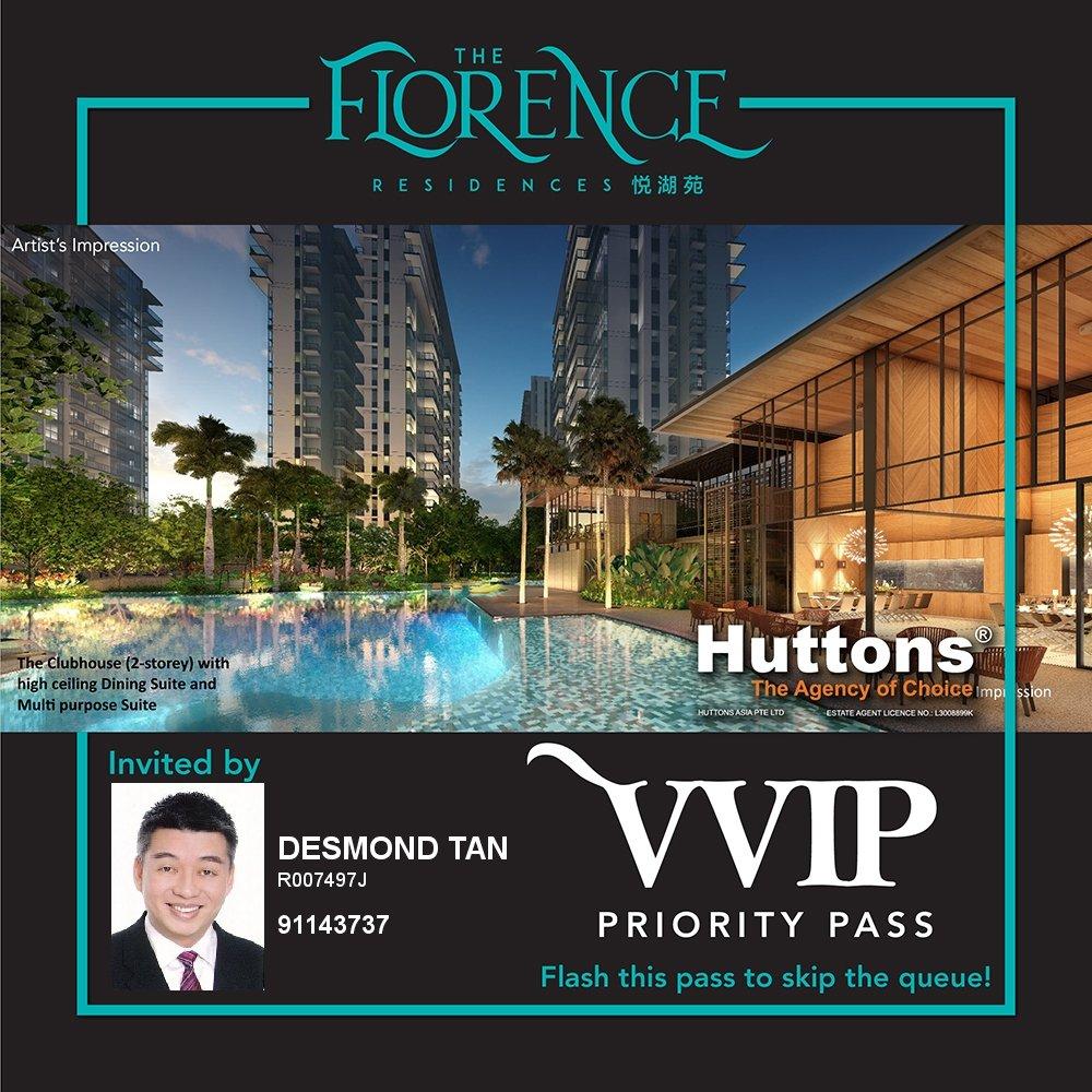 EDM-The Florence Residences (VVIP Pass)