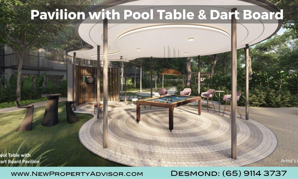 Florence Pool Table Pavilion