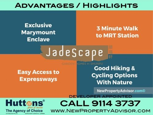 Jadescape Shufu Marymount Highlights