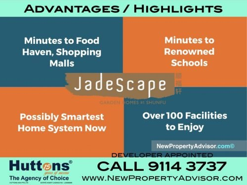 Jadescape Shufu Marymount Advantages