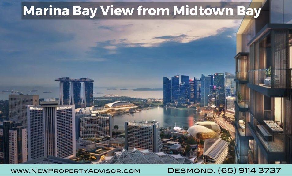 Midtown Bay Condo GuocoLand Marina Bay View