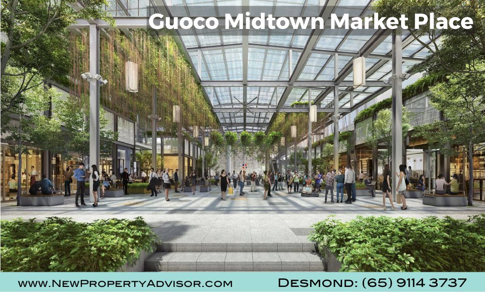 Midtown Bay Guoco Singapore Market Place