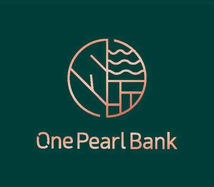 ONE PEARL BANK LOGO_GREEN