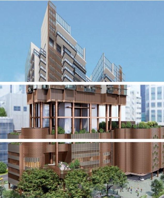 One Bernam architect.001