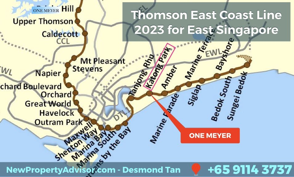One Meyer Thomson East Coast Line