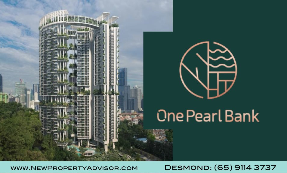 One Pearl Bank Condo Singapore By CapitaLand