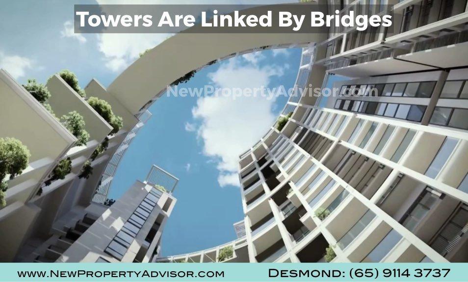 One Pearl Bank Sky Bridges