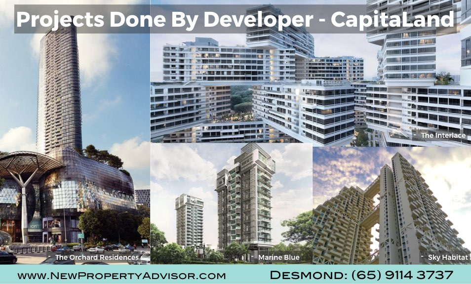 Project by CapitaLand
