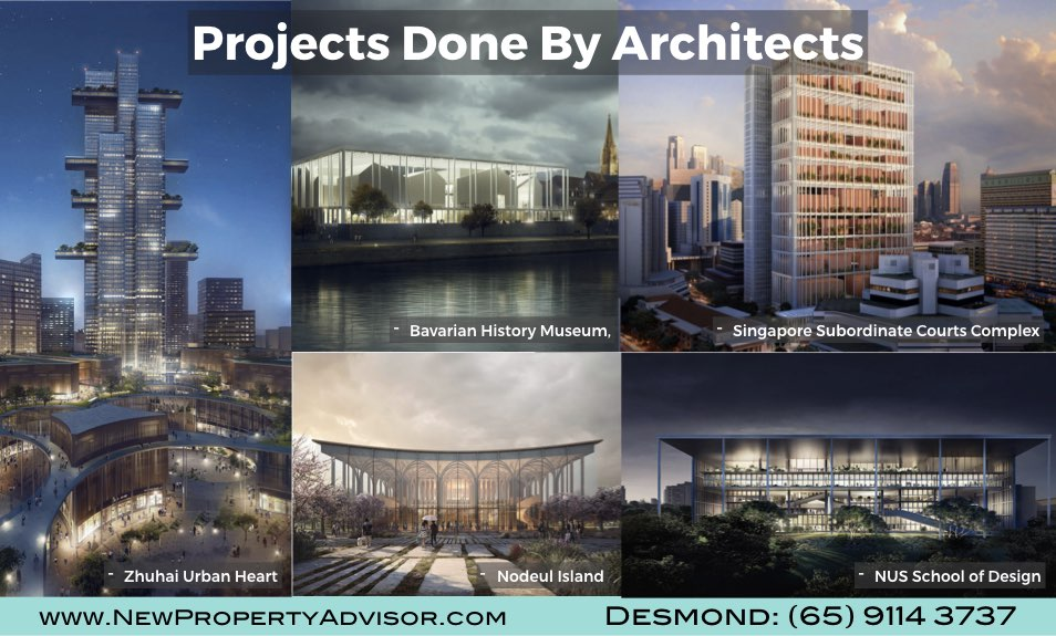 Projects By Architects