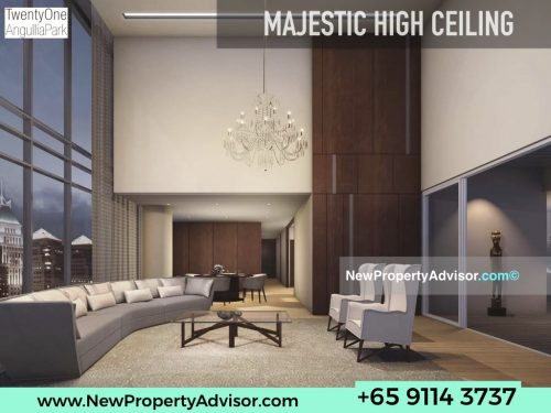 TwentyOne Angullia Park high ceiling 4 bedroom
