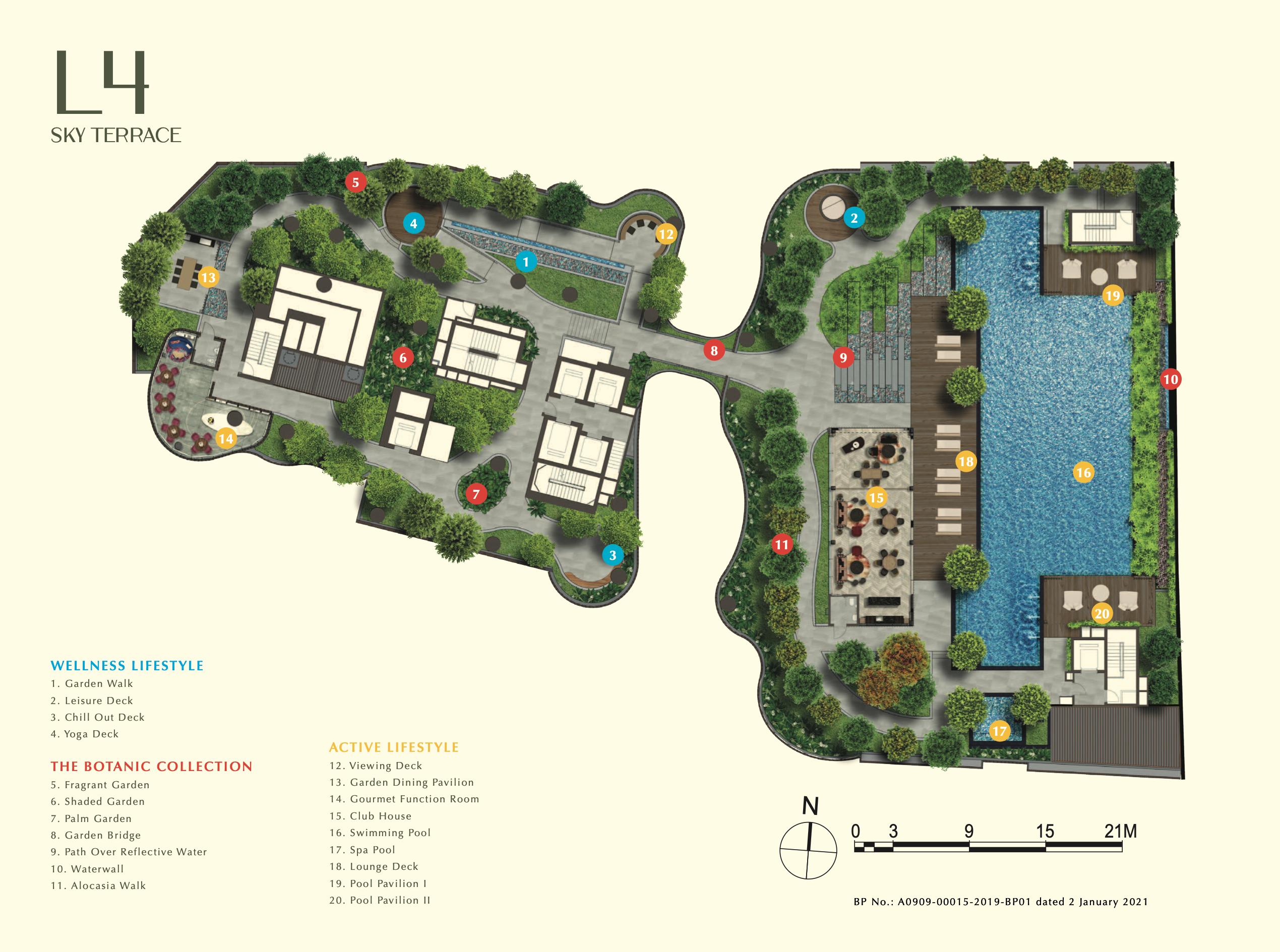 one-bernam-singapore-level-4-site-map