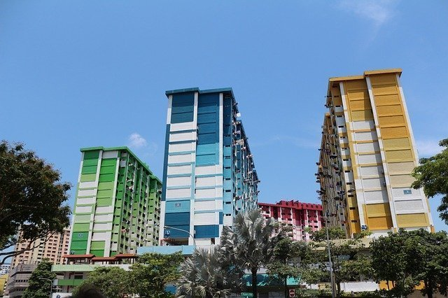 Volume of HDB resale was flat in May but prices went up 0.2%