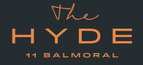 the hyde logo