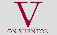 v on shenton logo